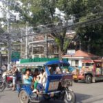 pedi-cabs and other transportation