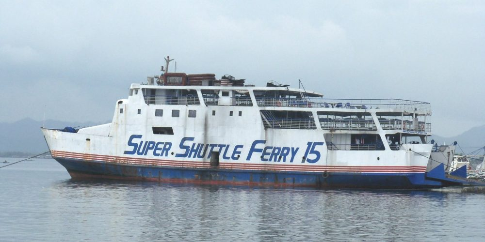 FERRY TRAVEL IN THE PHILIPPINES