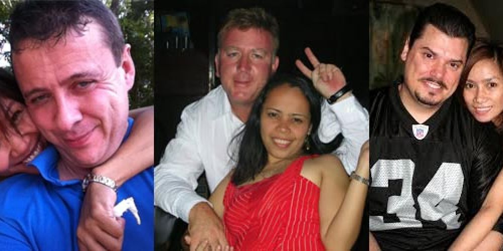 FOREIGN MEN WANT IN A FILIPINA
