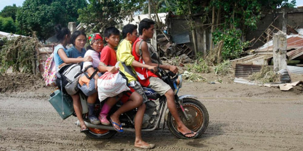 MOTORCYCLES IN THE PHILIPPINES